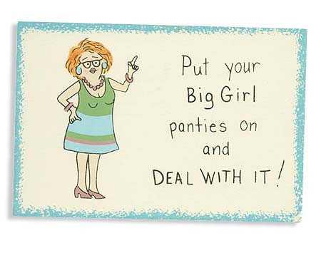 Put Those Panties On Scenes